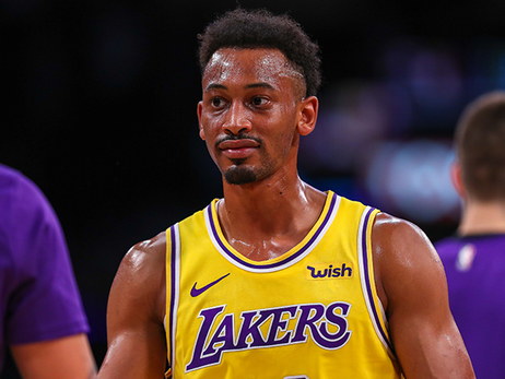 Lakers Sign Johnathan Williams to Two-Way Contract; Waive Travis Wear