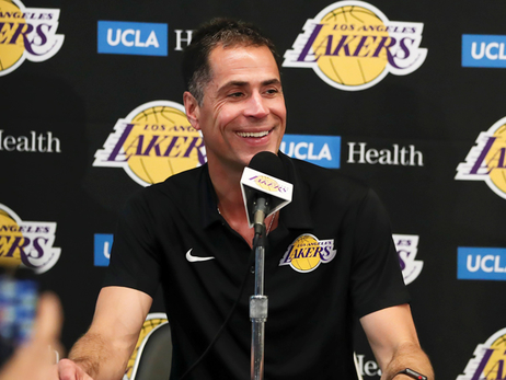 Pelinka Reacts to L.A.'s 2018 Draft