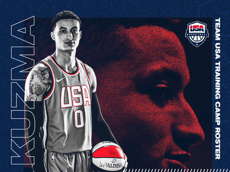 Kyle Kuzma Chosen for Team USA Training Camp Roster