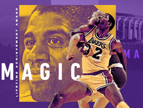 Magic Johnson, Larry Bird Honored with 2019 Lifetime Achievement Award
