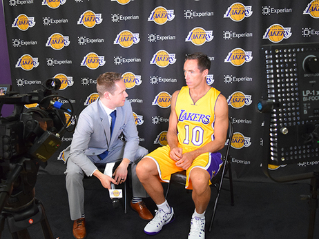 Lakers Media Day Wrapup
