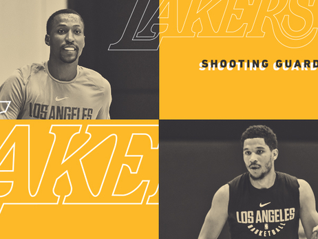 Lakers Training Camp Roster Breakdown: Shooting Guards