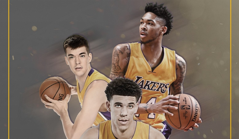Listen To Text Messages >> Lakers 2017 Summer League Media Guide | Los Angeles Lakers