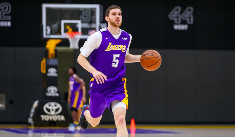 Photo Gallery: Sviatoslav Mykhailiuk Draft Workout