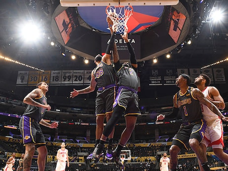 Running Diary: Lakers 124 | Rockets 122 (05/12/21)