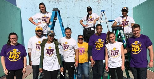 Lakers Team Up with L.A. Works for MLK Day of Service