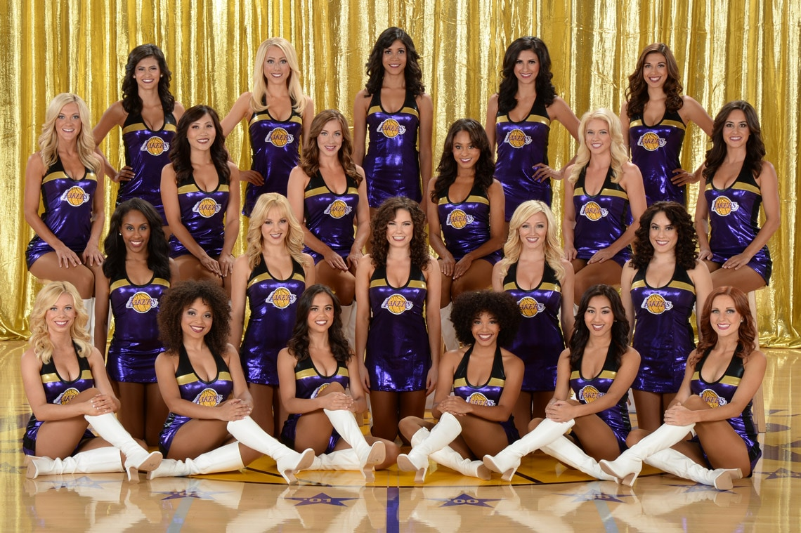 2015-16 Laker Girls