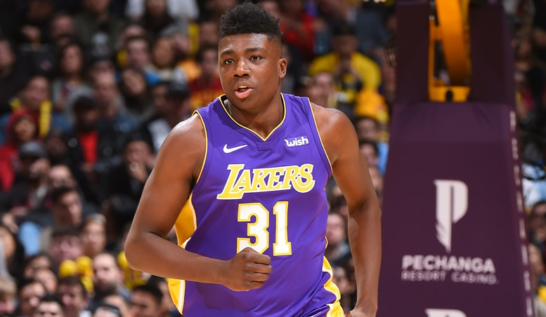 Toyota Of New Orleans >> Lakers Waive Thomas Bryant   Los Angeles Lakers