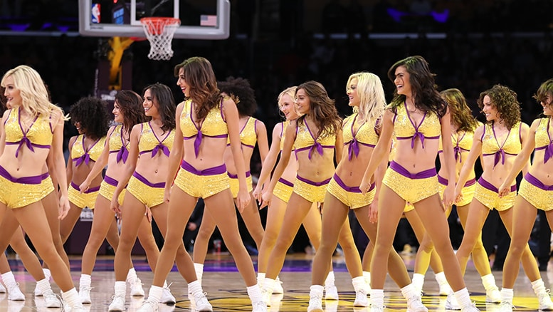 Fit For Life: Laker Girls Fit Tips