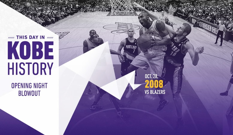 This Day in Kobe History: October 28