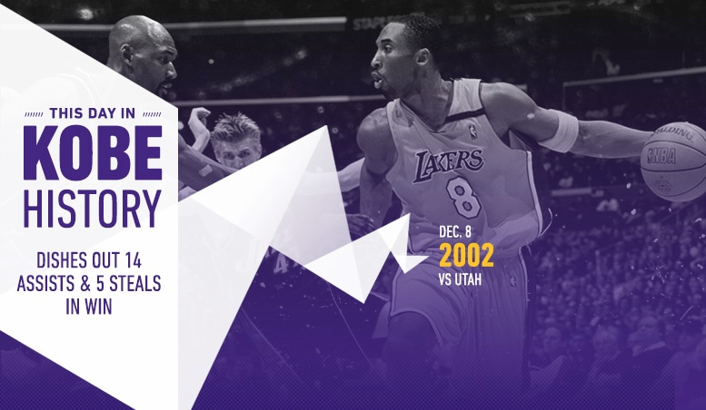 This Day in Kobe History: December 8