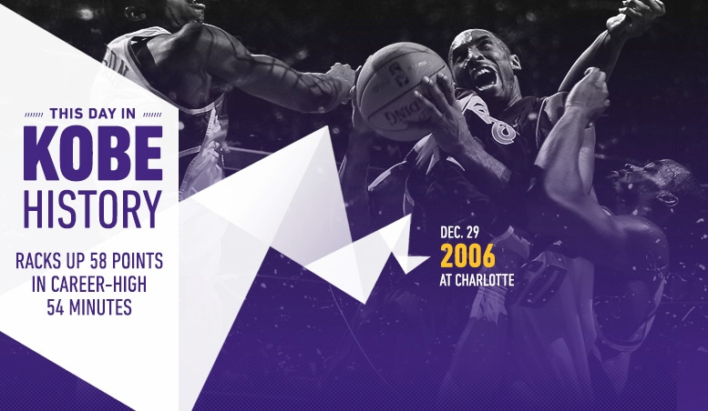 This Day in Kobe History: December 29