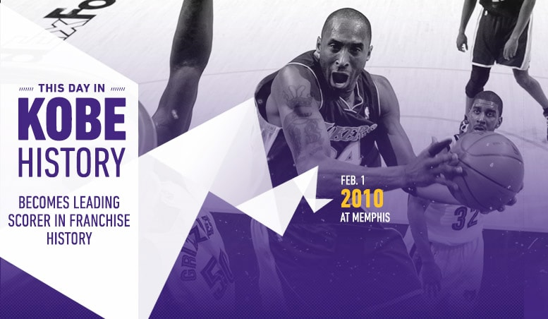 This Day in Kobe History: February 1