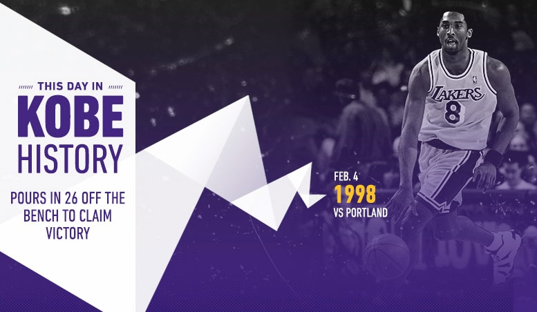 This Day in Kobe History: February 4