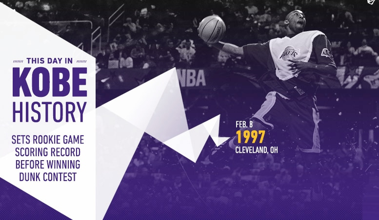 This Day in Kobe History: February 8