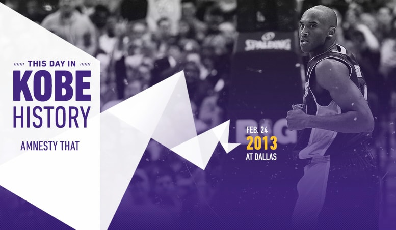 This Day in Kobe History: February 24