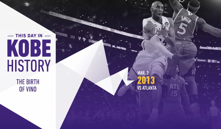 This Day in Kobe History: March 3