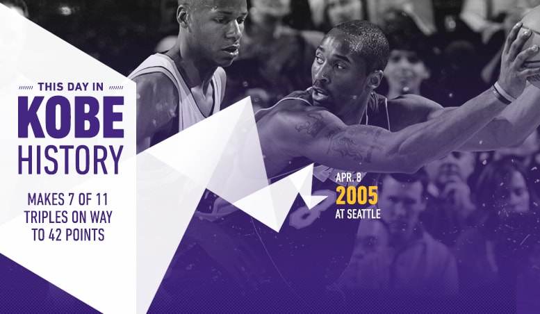This Day in Kobe History: April 8