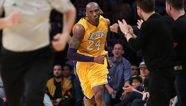 Kobe Drops 60, Leads Victory in Career Finale