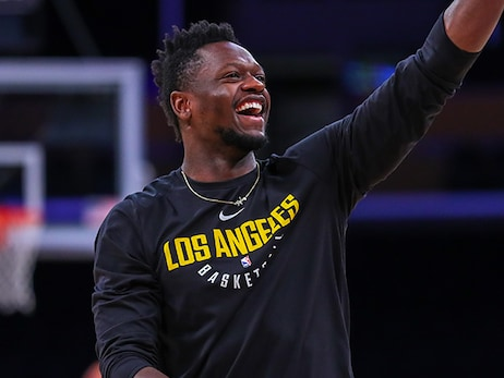 Lakers extienden oferta cualificada a Julius Randle