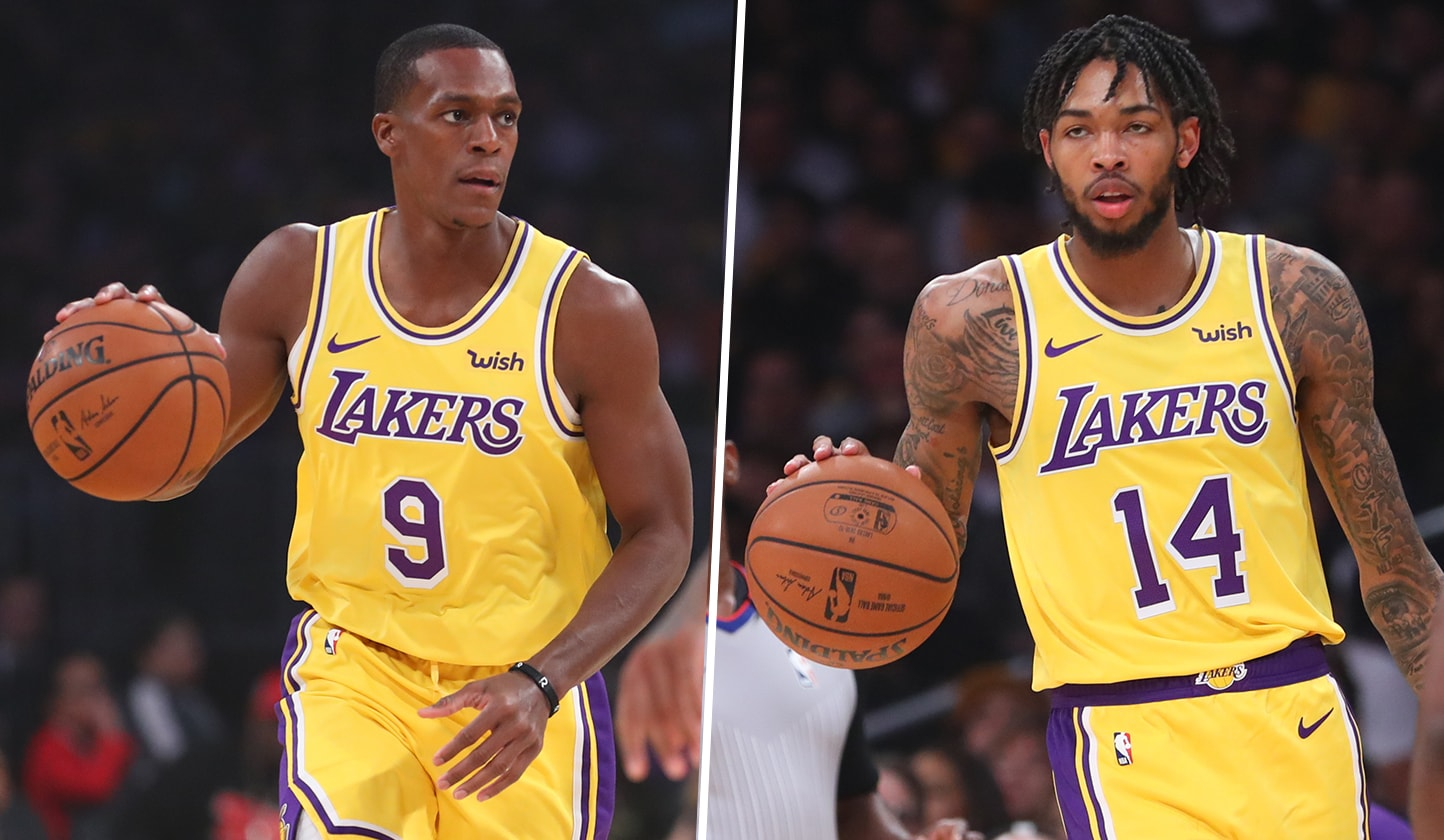 Ingram and Rondo Suspended