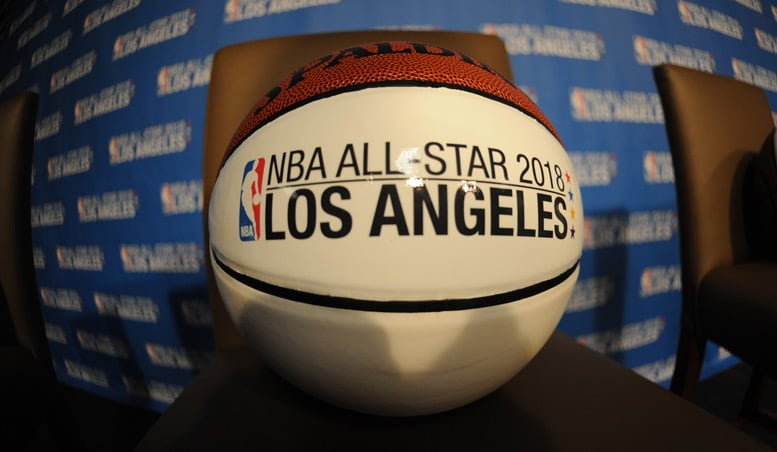 Los Angeles to Host NBA All-Star 2018 | Los Angeles Lakers
