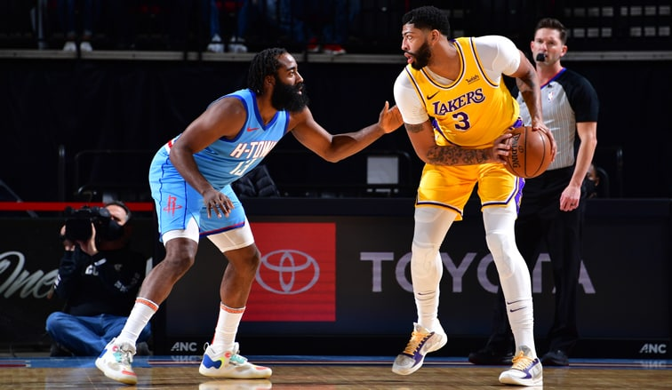 Lakers Played Out-of-This-World vs. Rockets | Los Angeles ...