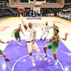 Lakers Lay it Down Against Jazz in Overtime Win