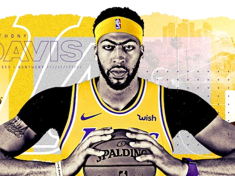Lakers Acquire Anthony Davis