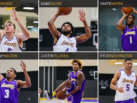 Lakers Draft Workouts: June 15, 2018
