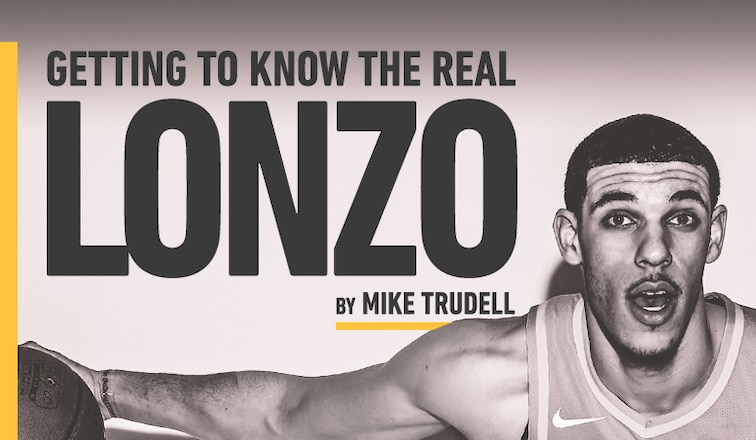 Getting to know the real Lonzo