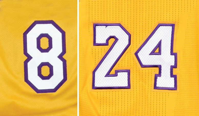Lakers To Retire Kobe Bryant's Jerseys