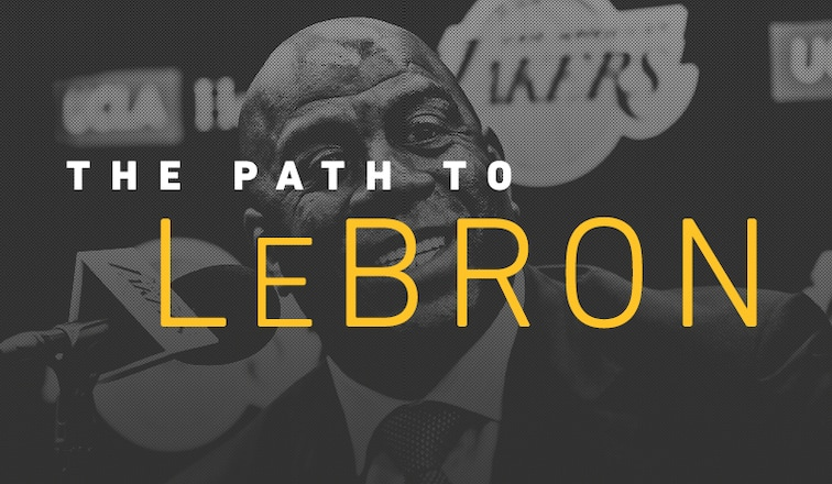 The Path to LeBron