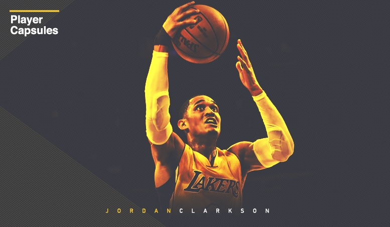 2017 Player Capsule: Jordan Clarkson | Los Angeles Lakers