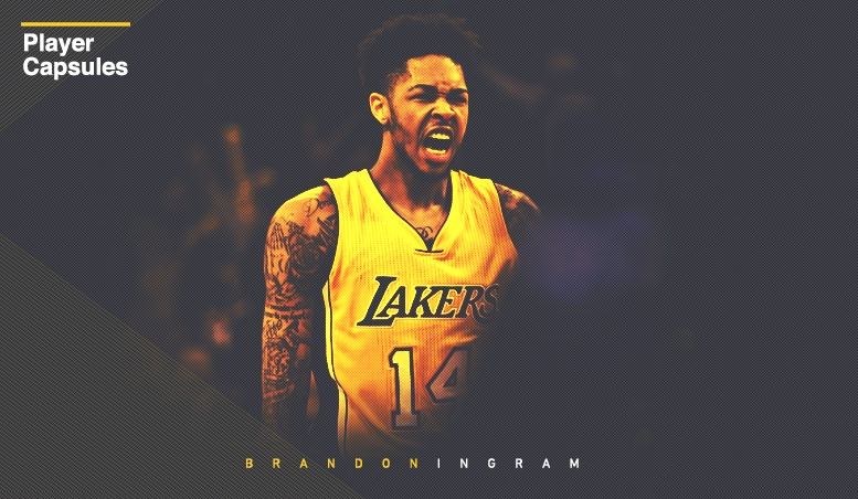 2017 Player Capsule: Brandon Ingram | Los Angeles Lakers