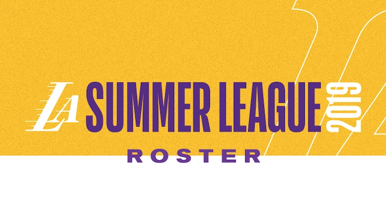 Lakers Announce 2019 Summer League Roster