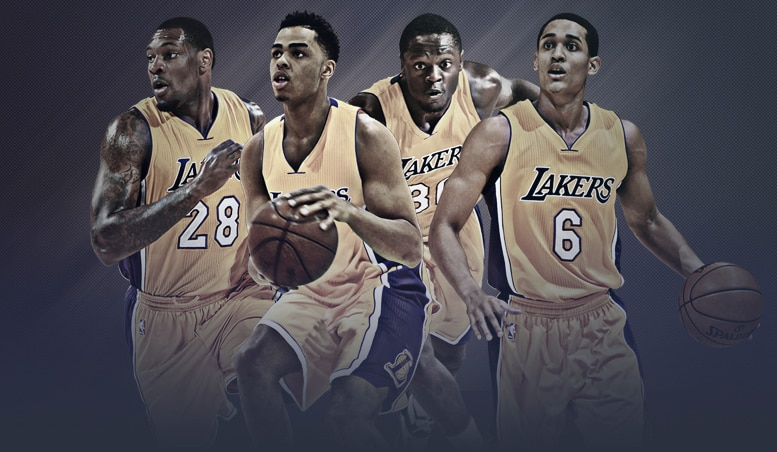 Lakers Announce... Lakers Roster