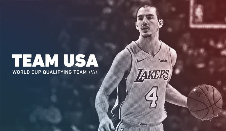 Listen To Text Messages >> Alex Caruso Chosen for USA Basketball's World Cup ...