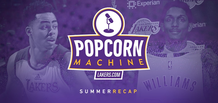 Popcorn Machine: Summer Recap