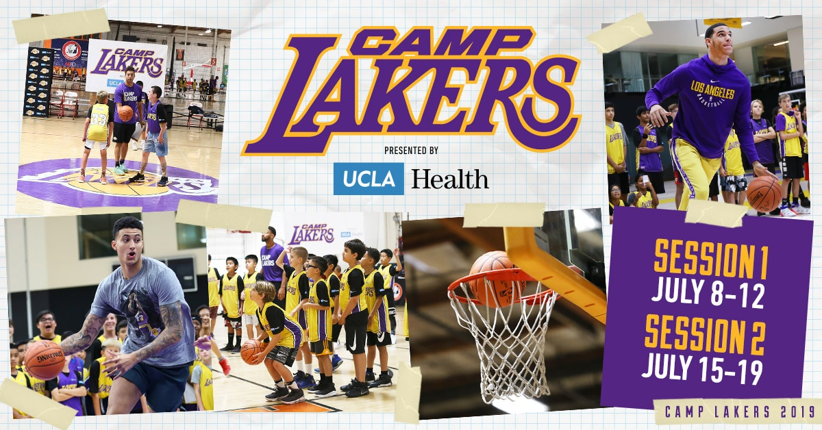 Camp Lakers | Los Angeles Lakers