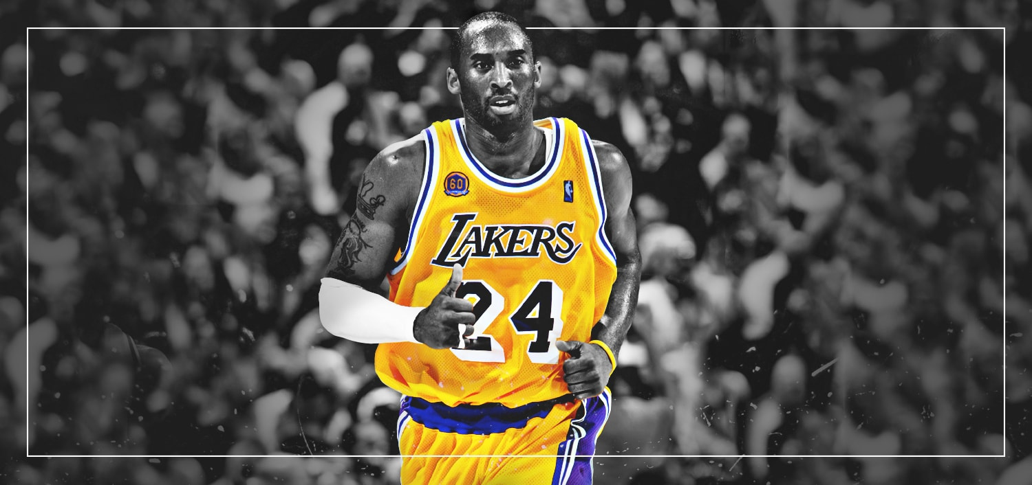 Kobe Bryant Jersey Page | Los Angeles Lakers