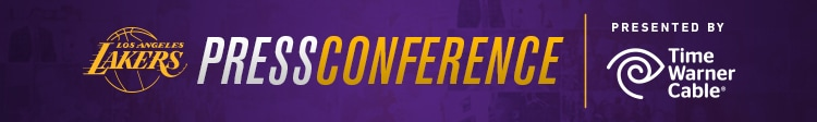 Lakers Streaming Banner