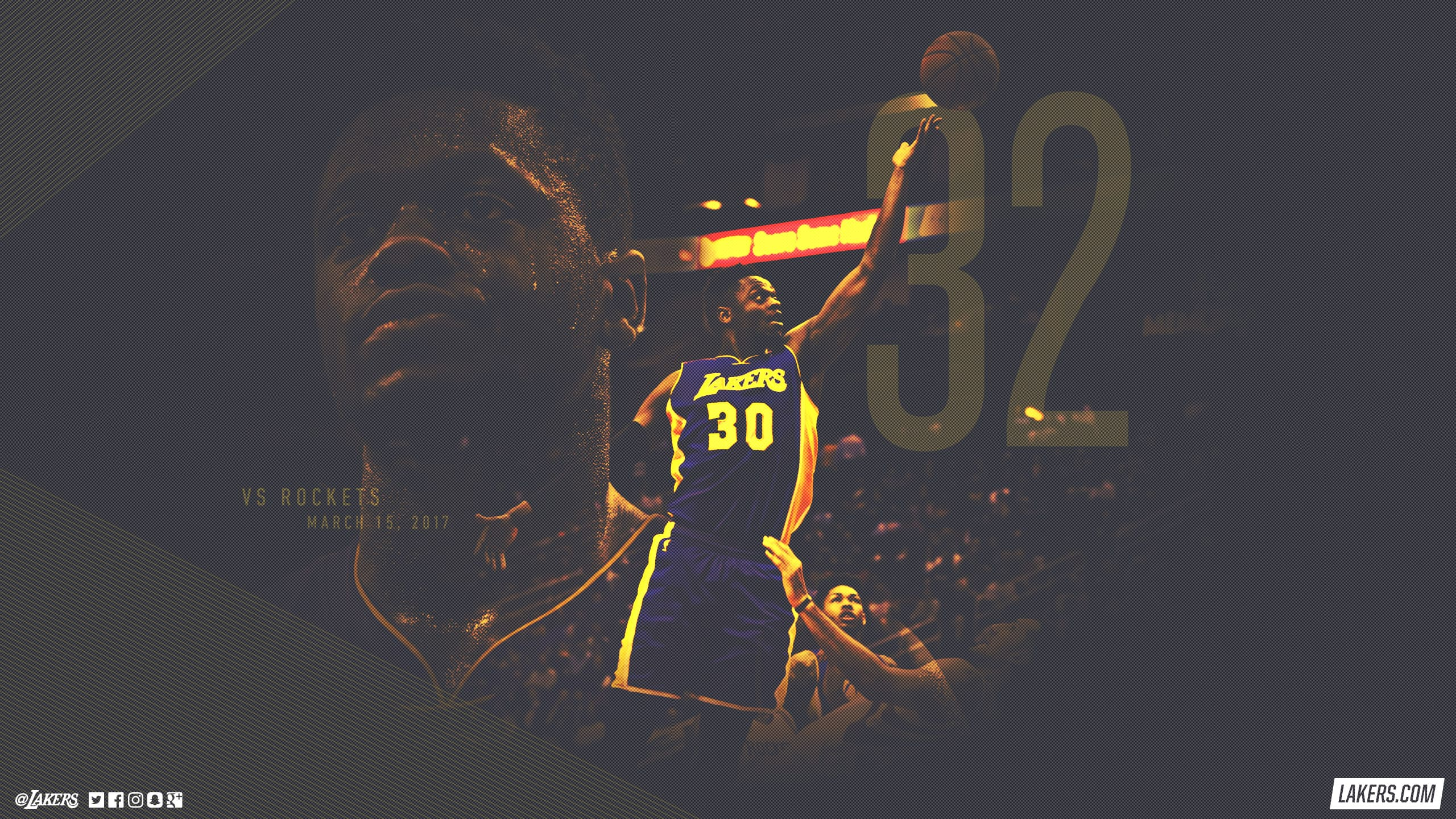 Julius Randle Career-High Wallpaper