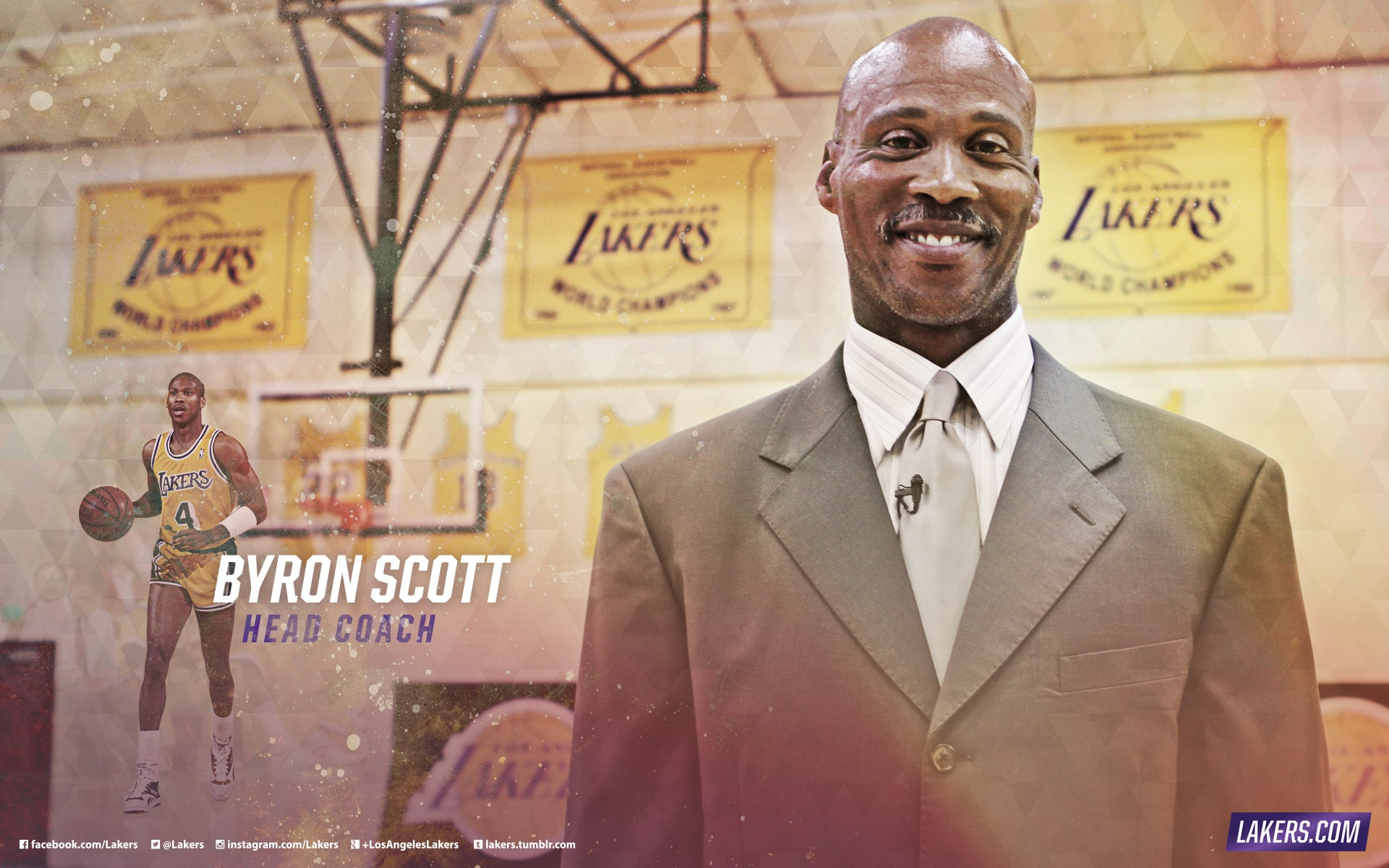Byron Scott Wallpaper