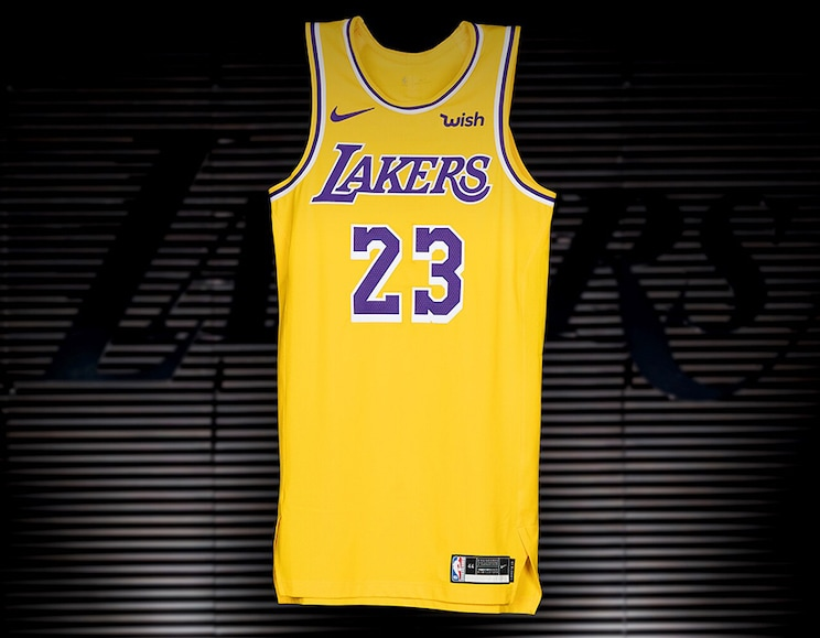 Lakers Icon Jersey