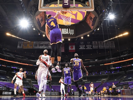 Running Diary: Lakers 102 | Blazers 93 (02/26/21)