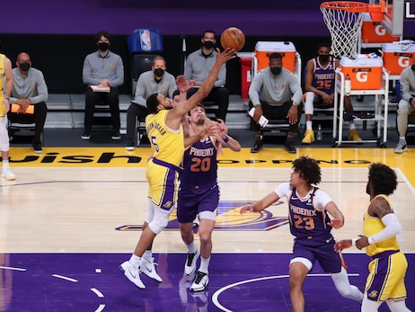 Running Diary: Lakers 104 | Suns 114 (03/02/21)