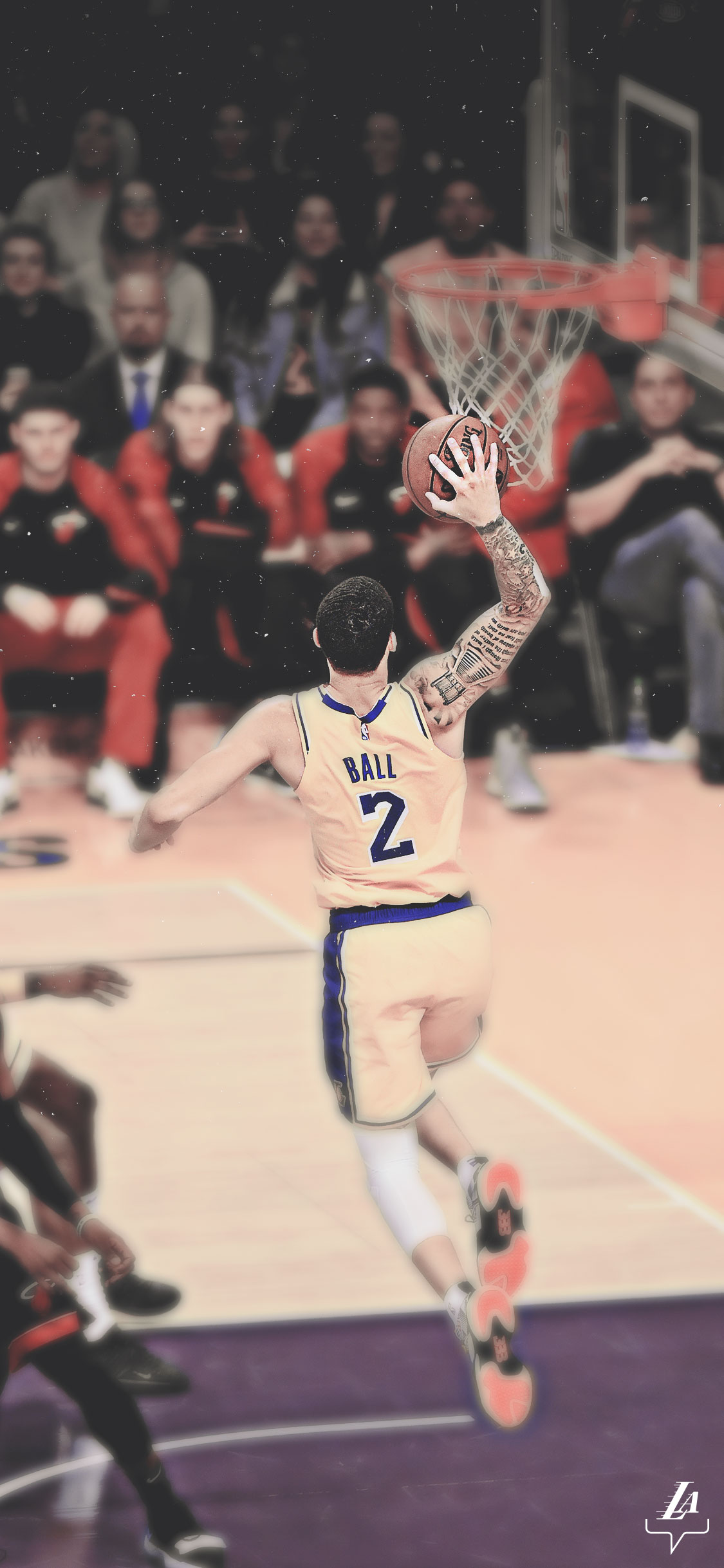 Lakers Wallpapers And Infographics Los Angeles Lakers