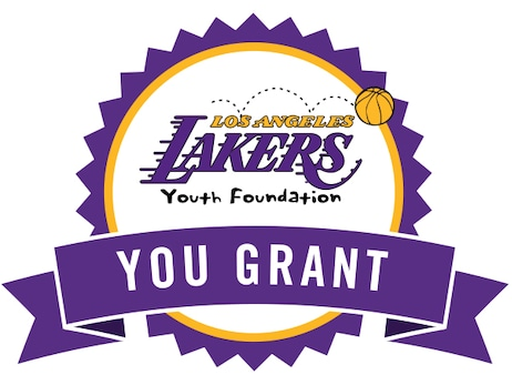 March 2020 Lakers Youth Foundation YOU Grant Contest