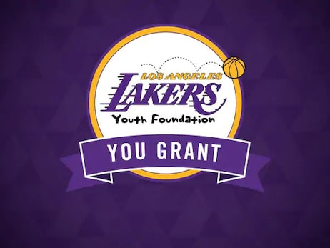 2020-2021 Lakers Youth Foundation YOU Grant